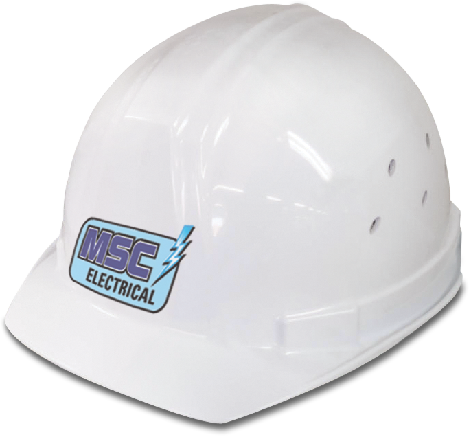 MSC Electrical Hardhat