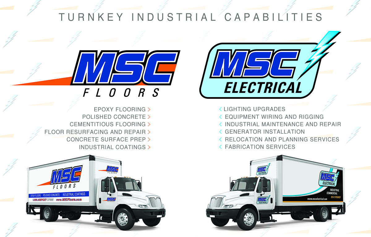 Turnkey Industrial Capabilities
